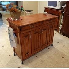 catskill craftsman butcher block kitchen island free shipping