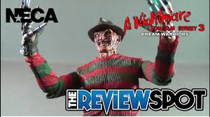 Toy Spot Neca A Nightmare On Elm Street The Dream Warriors