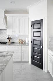 white kitchen cabinets black tile floor 23 white kitchens without wood floors s