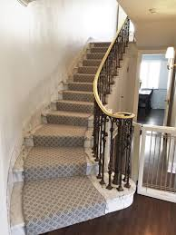 Rug Runner For Stairs Custom Stark Carpet Stair Runner In Adalie Shadow Shadyside Pa