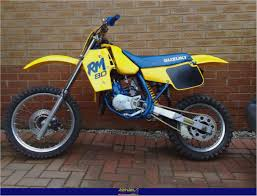 1991 suzuki rm 80 pics specs and information onlymotorbikes com