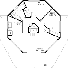 octagonal house plans 10 best octagon house plans images on pinterest octagon house