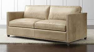 Best Leather Sleeper Sofa Leather Sleeper Sofa Size Ansugallery