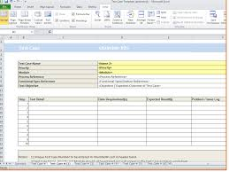 Testing Template Excel Software Testing Spreadsheet Template Free Laobingkaisuo Com