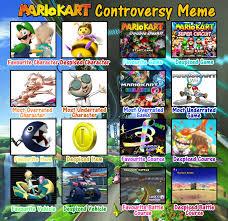 Mario Memes - meme mothman64 s mario kart controversy by mothman64 on deviantart