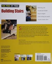 building stairs andrew engel 9781561588923 amazon com books