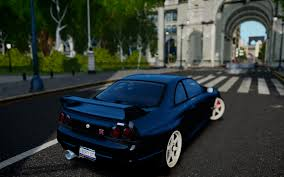 nissan gtr gta v nissan skyline r33 gtr v spec by creat1ve11 on deviantart