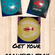 personalized trays best personalized crawfish trays for sale in denham springs