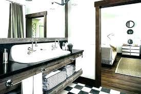cherry bathroom mirror dark wood bathroom mirrors check this wood bathroom mirrors