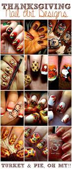 thanksgiving nails 12 beautiful nail designs