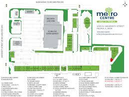 pizza shop floor plan unit 94 metro centre of peoria illinois