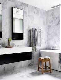 Grey And White Bathroom Tile Ideas The 25 Best Black White Bathrooms Ideas On Pinterest Classic In