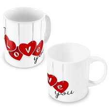 buy coffee mugs online india buy indiangiftemporium lovely i love you heart printed coffee mugs
