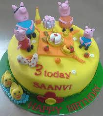 peppa pig cake peppa pig cake online miras a cake bangalore