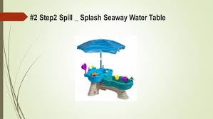 step2 spill splash seaway water table top 10 best water tables sand tables for kids reviews