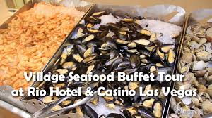 Palms Casino Buffet Price by Hd Tour Of The Village Seafood Buffet At Rio Hotel U0026 Casino Las