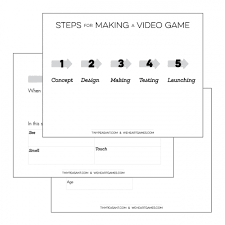 game design template tiny peasant video game design template