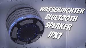 lautsprecher badezimmer my speaker ipx 67 wasserdichter lautsprecher für badezimmer und