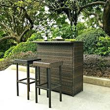 outdoor pub table and chairs teak bistro set traditional outdoor pub