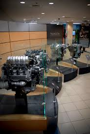 toyota motor company environmental lobby design for toyota rjagency