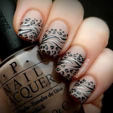 zebra pattern nail art 368 best nail art animal print images on pinterest leopard