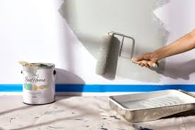 is it better to paint or spray kitchen cabinets spray paint walls or roll them which is faster easier
