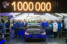 african sports cars bmw u0027s south african plant celebrates 1 millionth car built
