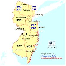 jersey area code map callingadvice com jersey phone calls cheap includes