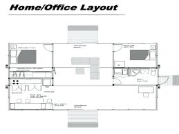 100 small office building floor plans interior single