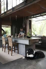 grand designs kitchen now that is a really cool way to use different materials in your