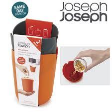 x cuisine joseph joseph m cuisine set of 2 microwave popcorn makers single
