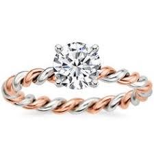 apart pierscionki pierścionek z żółtego i białego złota z brylantem apart