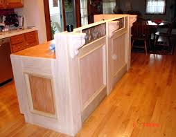 how to build a kitchen island bar how do i build a kitchen island image of kitchen bar designs build