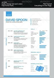 pages resume template this is one page resumes resume template word 9 templates free