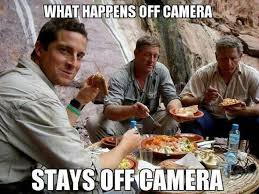 Bear Grylls Memes - scumbag bear grylls weknowmemes