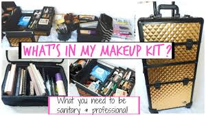 makeup kits for makeup artists freelance makeup artist kit makeup artist must haves