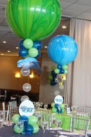 76 best balloon centerpieces images on pinterest balloon
