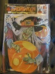 bucks county folk art vintage halloween decorations findings