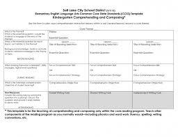 printable lesson plan template tristarhomecareinc common core