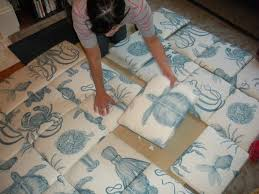 How To Make Headboard Fabric Upholstered Bed Headboard 9 Steps With Pictures