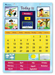 Calendar Wall Organizer System Magnetic Calendars