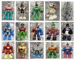 dc comic friends 14 tree ornament set