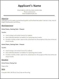 Music Resume Samples by 100 Resume Music Teacher Resume Show Me An Example Of A