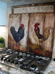 Rooster Decor For The Kitchen 75 Best Rooster Rendezvous Images On Pinterest Rooster Decor