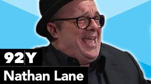 Nathan Meme - nathan lane on watching movies with mel brooks at carl reiner s