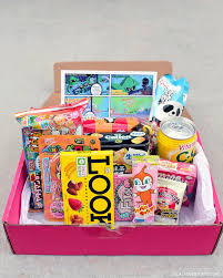 Where To Find Japanese Candy Japan Crate Weird Japanese Snack Box Subscription Japanese