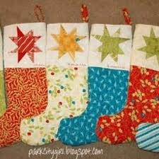 104 best christmas stockings to make images on pinterest