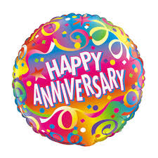 baltimore balloon delivery happy anniversary mylar balloon flowers fancies baltimore md