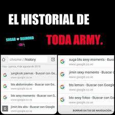 Memes De Google - memes de bts el historial