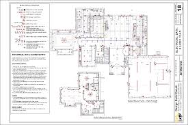 Floor Plan With Electrical Symbols by Drawing Checklist Designbuildduluth Com